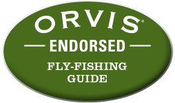 Nick Raftas ORVIS Endorsed Guide