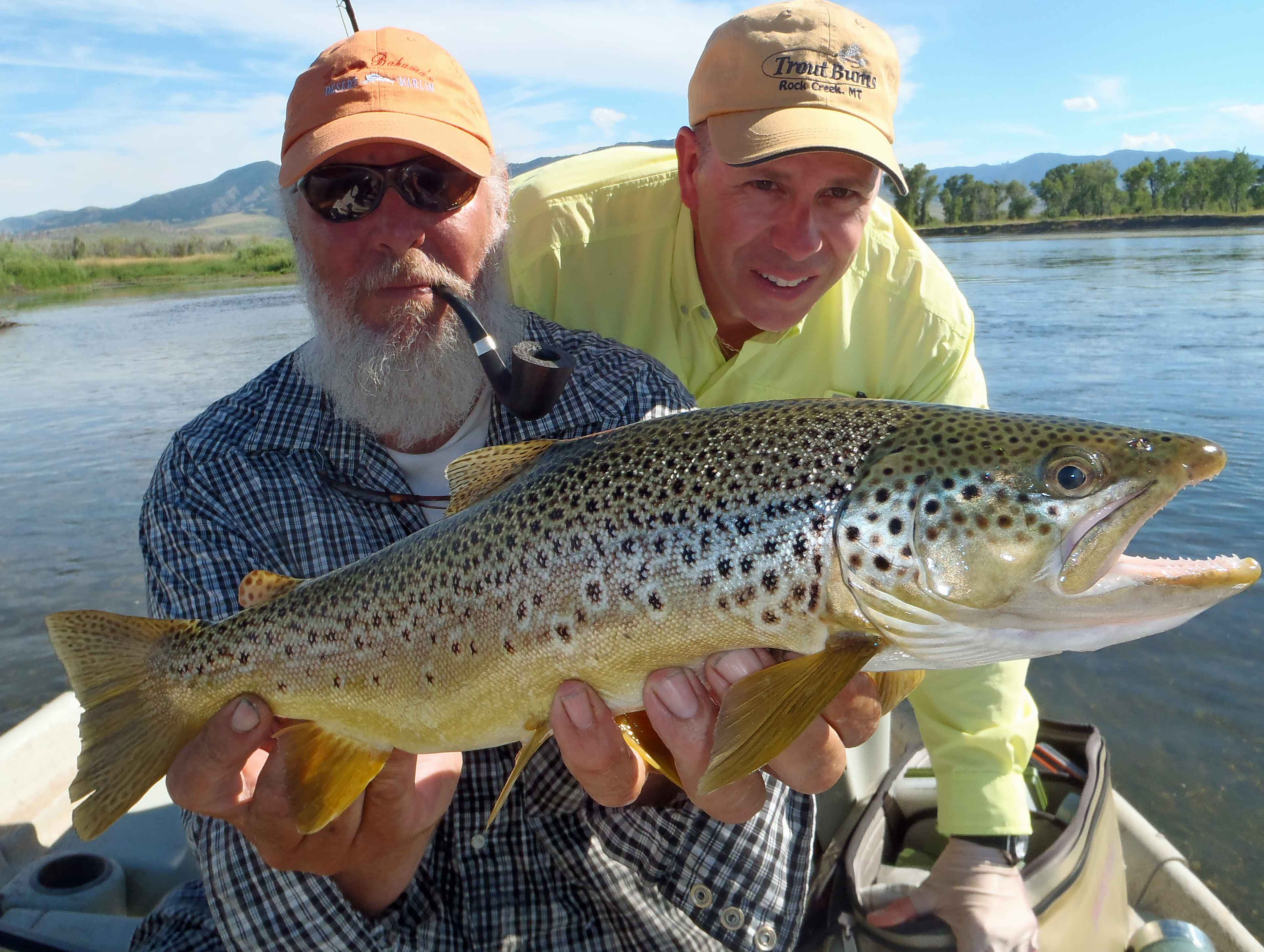 Fly Fishing Destination Trips To The Outer Banks in July and Montana. Come And Enjoy These Unique Destination Trips