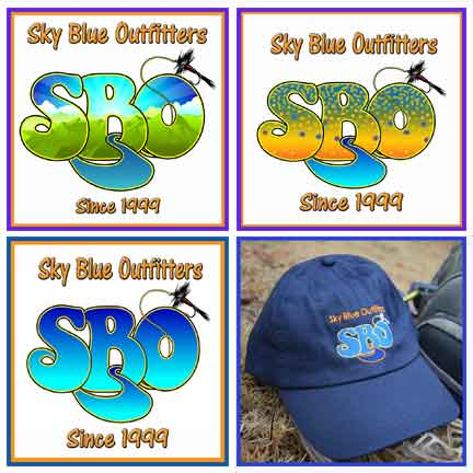 SBO Stickers and Hats