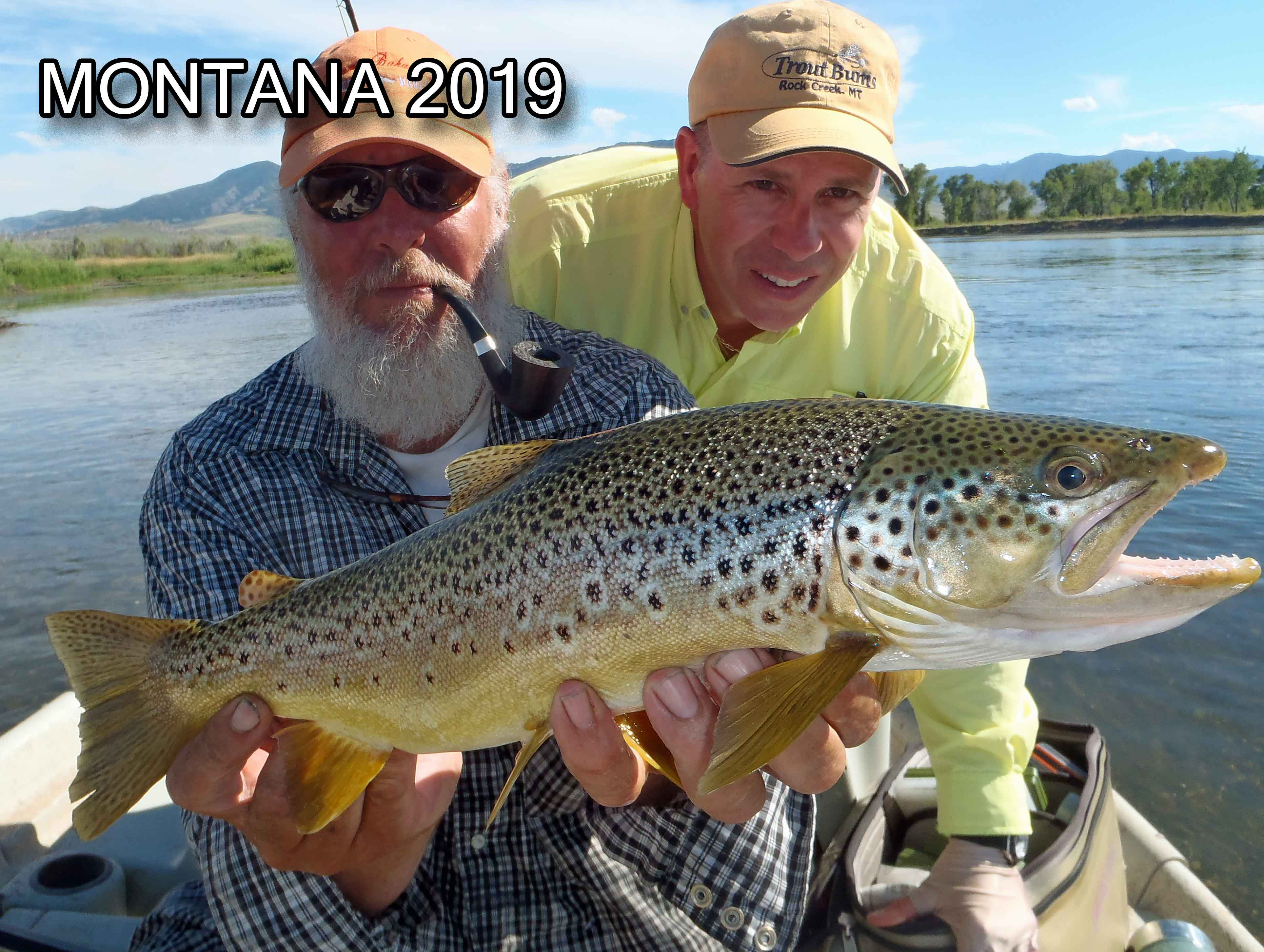 Destination Trips To Montana 2019
