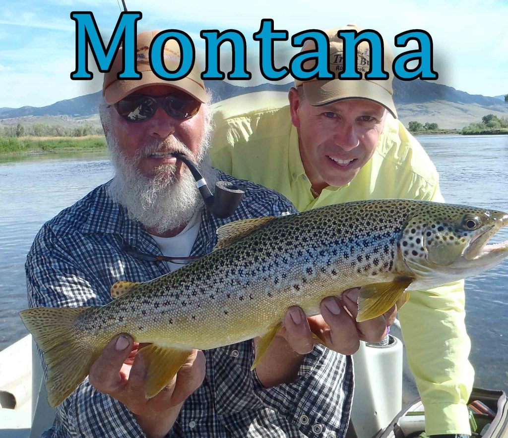 Sky Blue's Montana Trips In 2021 And 2022.  Come Enjoy Some Of The Best Fishing In Montana. Missouri, Clark Fork, Blackfoot, Bitterroot And Rock Creek.