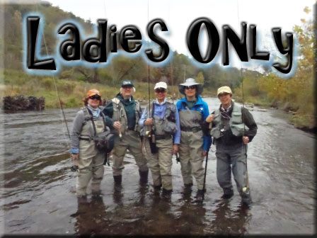 Ladies Only, October 2021.  Fish Penns, Spring And Big Fishing Creek. This Package Includes Lodging, Food And Guiding.